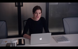 product placement example - Apple Laptops in the movies
